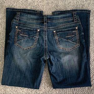 Ladies Stetson 214 City Trouser Jeans - Sz 16R